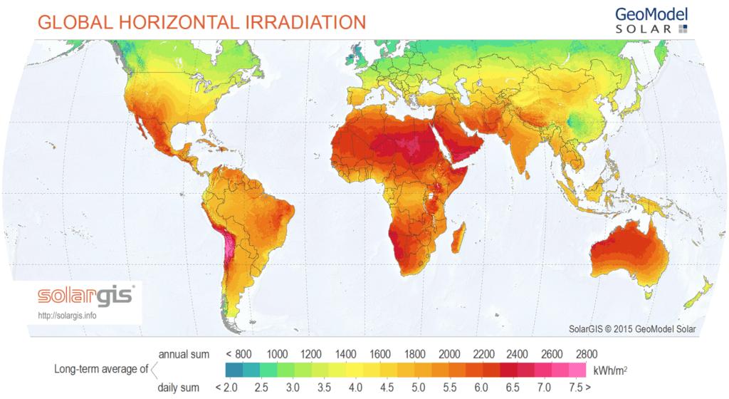 Solar Maps Vorp Energy