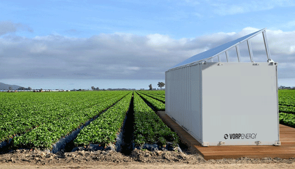 Agriculture Application of Grid Buster by Vorp
