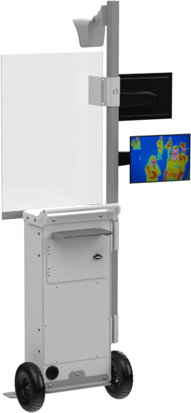 Vorp Energy Thermal Fever Detection Mobile Guard