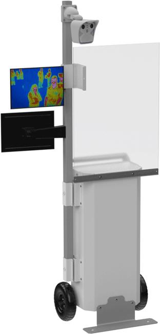 Mobile Guard Rapid Deploy Fever Detection
